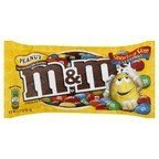 Candy M&m Peanut King Size