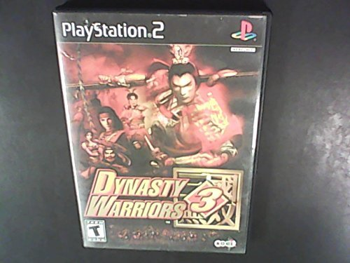 Ps2 Dynasty Warrior 3
