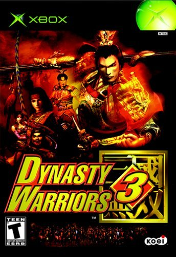 Xbox Dynasty Warriors 3