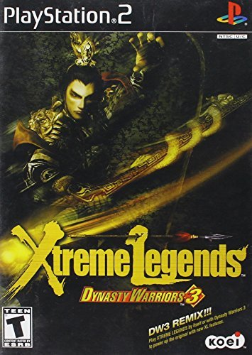 Ps2 Dynasty Warriors 3 Xtreme Legends