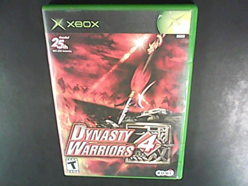 Xbox Dynasty Warriors 4