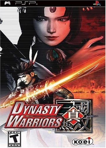 Psp Dynasty Warriors
