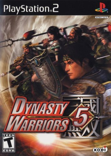 Ps2 Dynasty Warriors 5