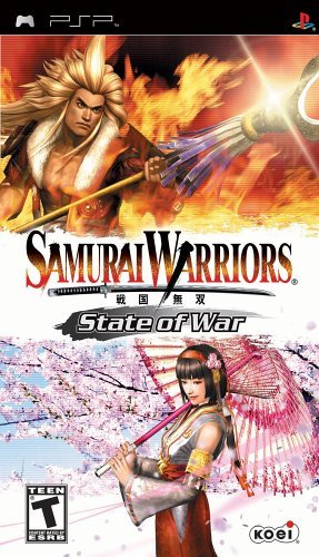Psp Samu Warriors State Of War