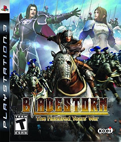 Ps3 Bladestorm Hundred Years