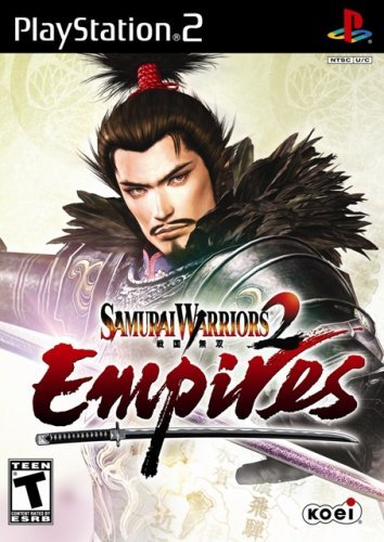Ps2 Samurai Warriors 2 Empires