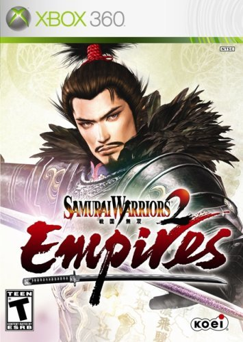 Xbox 360 Samurai Warriors 2 Empires