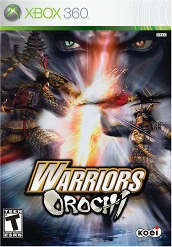 X360 Warriors Orochi