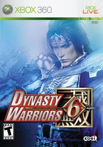 Xbox 360 Dynasty Warriors 6