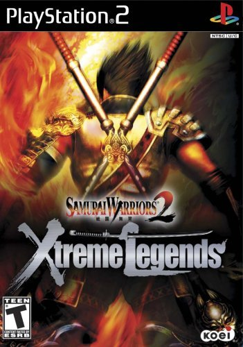 Ps2 Samurai Warriors 2 Xtreme Lege