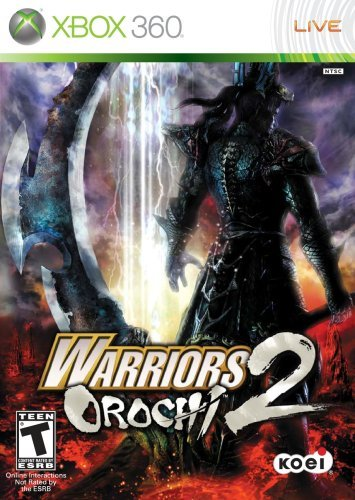 Xbox 360 Warriors Orochi 2