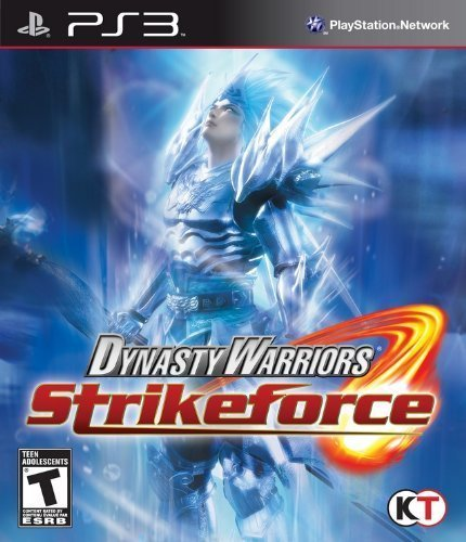 Ps3 Dynasty Warriors Strikeforce