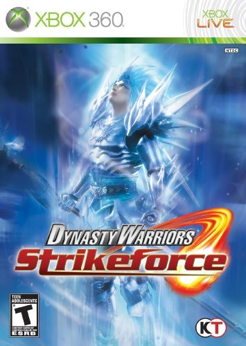 X360 Dynasty Warriors Strikeforce