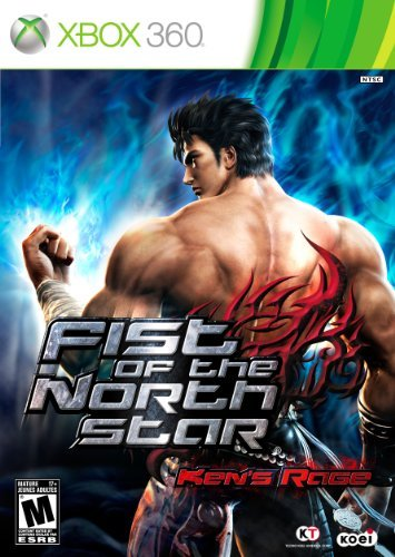 X360 Fist Of The North Star Ken's Rage