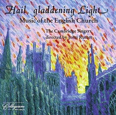 Purcell Amner Tomkins Bairstow Hail Gladdening Light Rutter Cambridge Singers