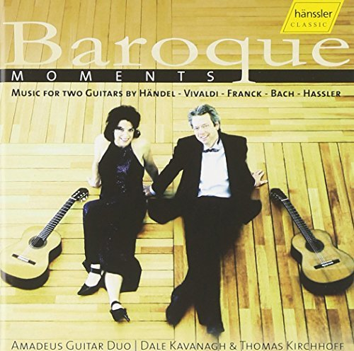 Amadeus Guitar Duo Baroque Moments