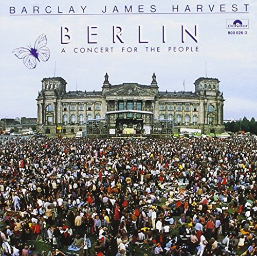 Barclay James Harvest Berlin Concert For The People Import Deu