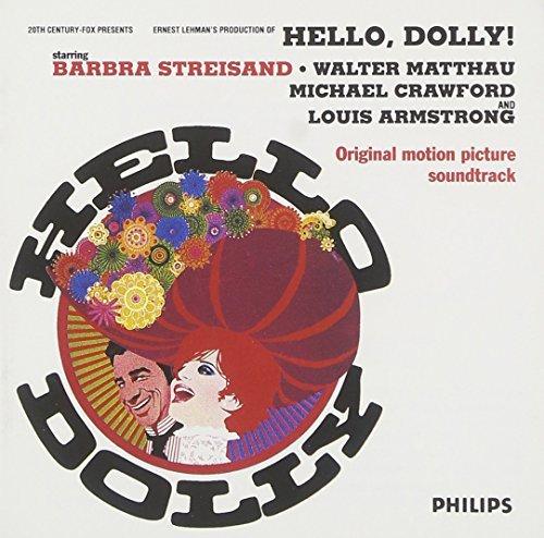 Jerry Herman Hello Dolly! Music By Jerry Herman Streisand Armstrong