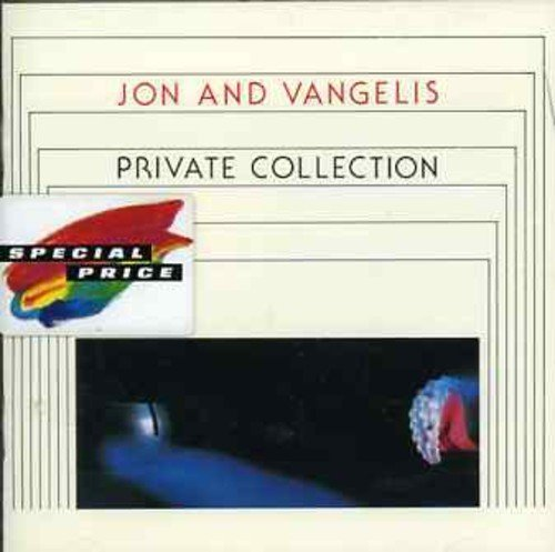 Jon & Vangelis Private Collection Import Gbr