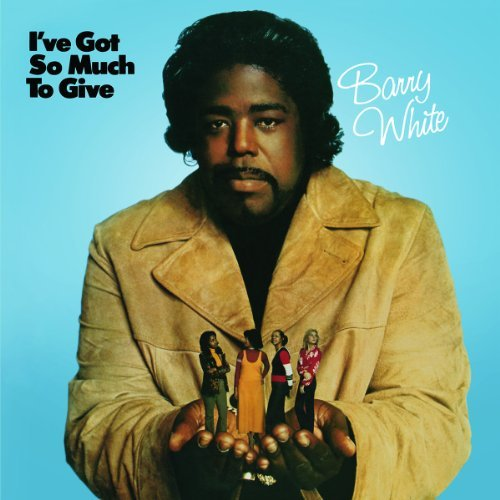 Barry White I've Got So Much To Give Import Eu I've Got So Much To Give