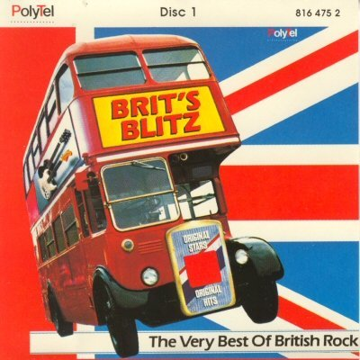 Brit's Blitz Very Best Of British Rock