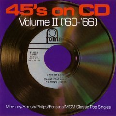 Various Artists 45's On CD Vol. 2 (1960 1966)