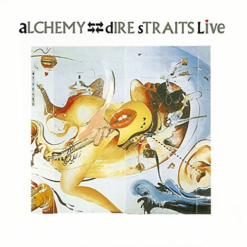 Dire Straits Alchemy Live Import Arg Remastered