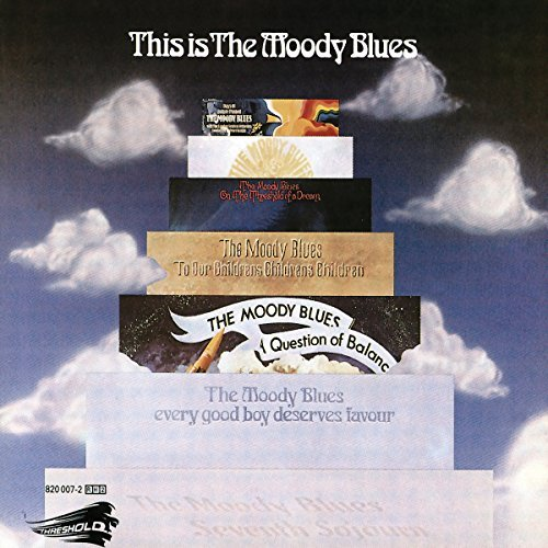 Moody Blues This Is The Moody Blues 2 CD Set