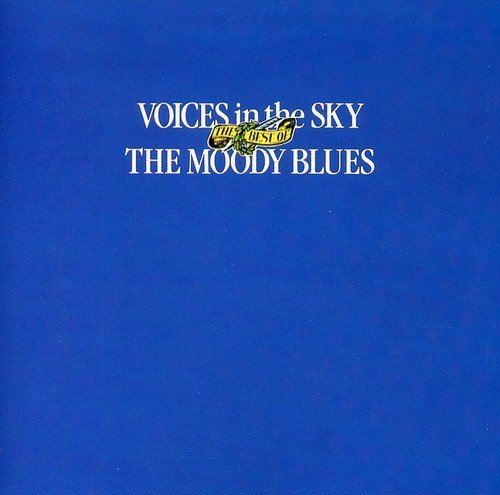 Moody Blues Voices In The Sky Best Of Import Gbr
