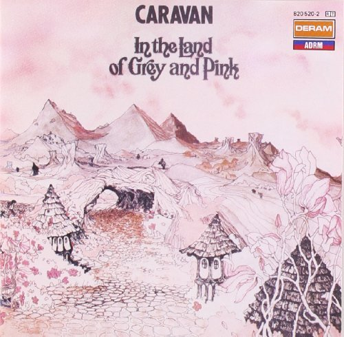 Caravan In The Land Of Grey & Pink Import