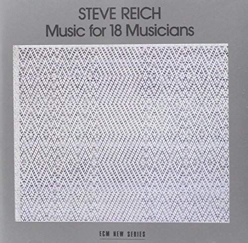 Steve Reich Music For 18 Musicians Reich Guibbory Becker Arnold &