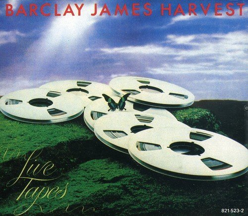 Barclay James Harvest Live Tapes Import Eu