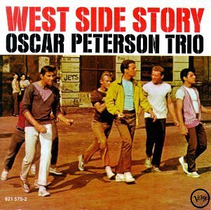 Oscar Peterson Trio West Side Story