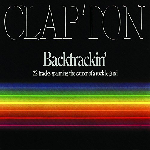 Eric Clapton Backtrackin Import Deu