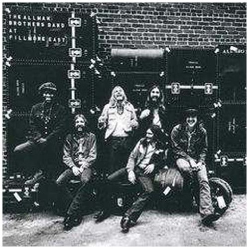 Allman Brothers Band Live At The Fillmore East 2 Lp