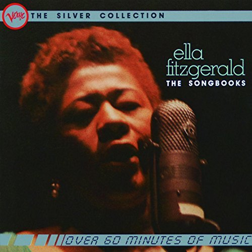 Ella Fitzgerald Songbooks Silver Collection