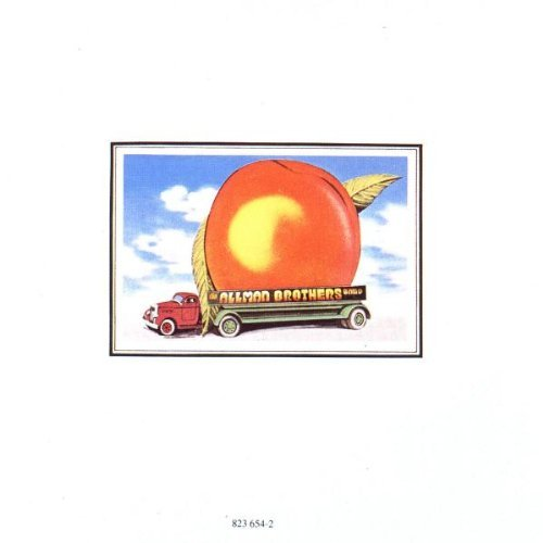 Allman Brothers Band Eat A Peach