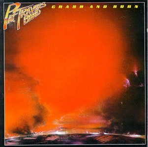 Pat Travers Crash & Burn