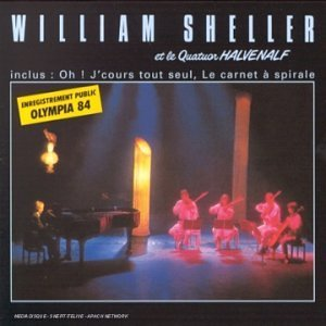 William Sheller Olympia 84 (gold) Import Eu