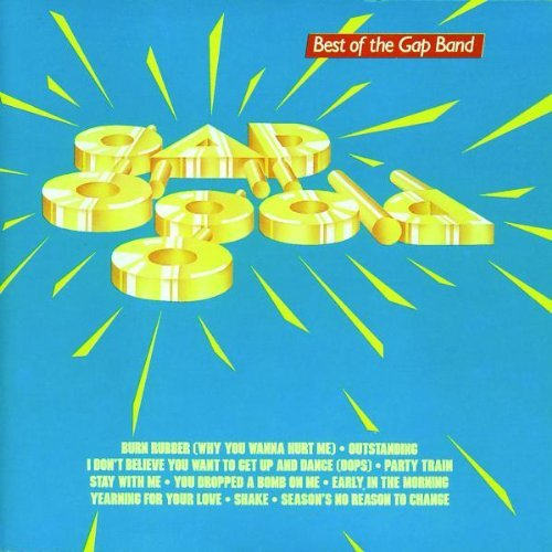 Gap Band Gap Gold (best Of)