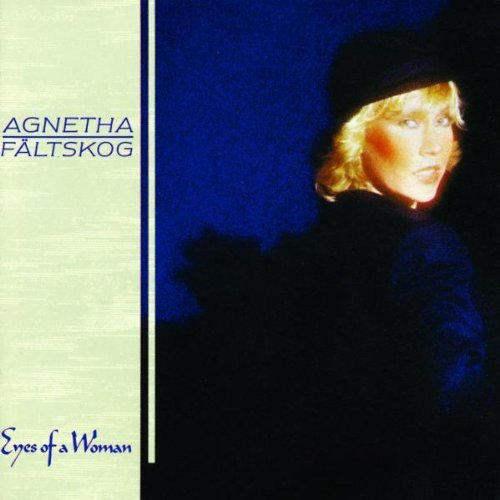 Faltskog Agnetha Eyes Of A Woman Import