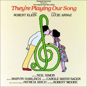 Cast Recording They're Playing Our Song
