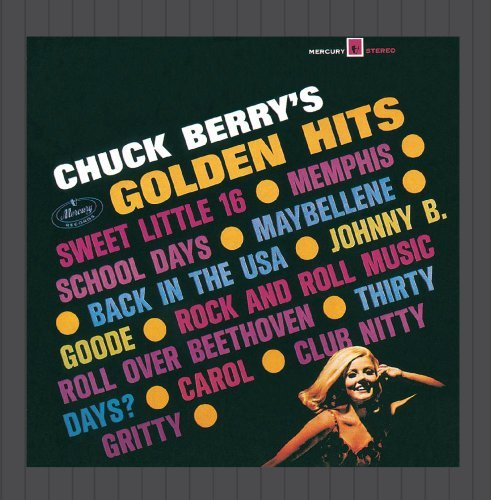 Chuck Berry Golden Hits