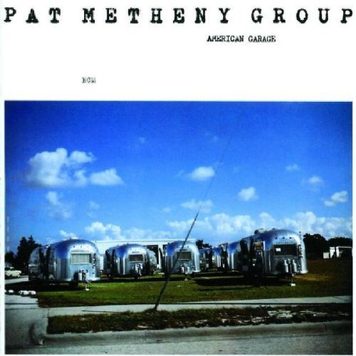 Metheny Pat American Garage