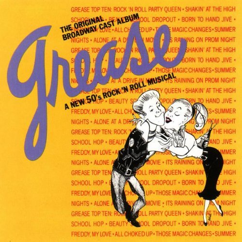 Cast Recording Grease