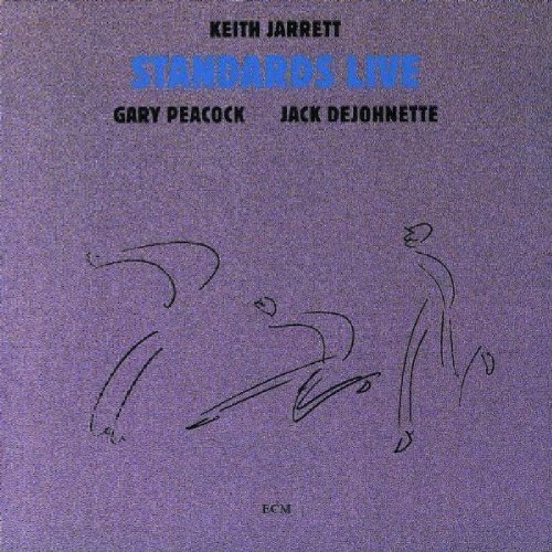 Keith Jarrett Standards Live
