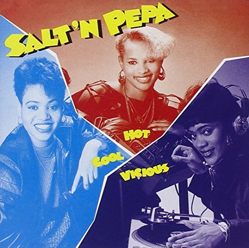 Salt N Pepa Hot Cool & Vicious