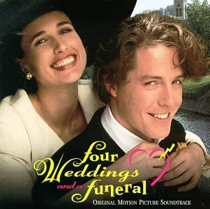 Four Weddings & A Funeral Soundtrack I To I Squeeze John Nu Colurs Swing Out Sister Wynette Sting