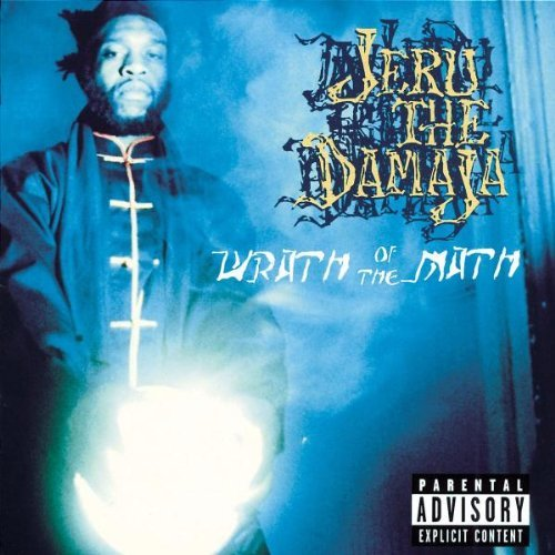 Jeru The Damaja Wrath Of The Math Import Gbr