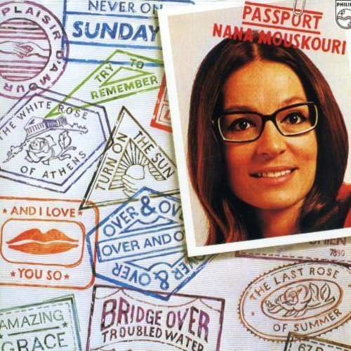 Nana Mouskouri Passport